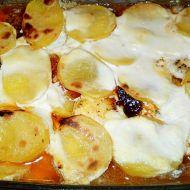 Francouzské brambory ze syrových brambor recept