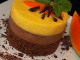Mangovo  čokoládové dortíčky recept