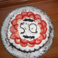 Narozeninový dortík recept
