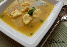 Rychlá polévka s krupicovými nočky od M.D.Rettigové recept ...