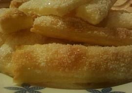 Smetanové tyčinky  jemné a křehké potěšení recept