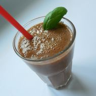 Zelené jahodové smoothie recept