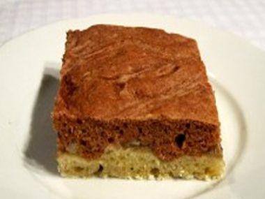 Dvoubarevný koláč  dia 18,2 S