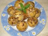 Mátové muffiny recept