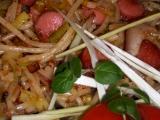 Špagety na grilovací způsob recept