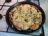 Rychlá pizza recept
