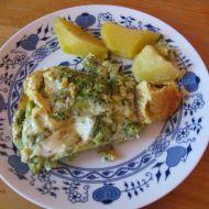 Zapečená brokololice s mozzarellou recept