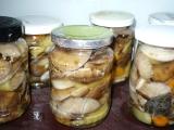 Zavařené václavky recept