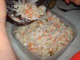 Rybí salát z kapra recept