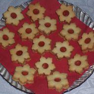 Linecké květinky recept