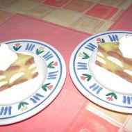 Nepečený jablkový dort recept