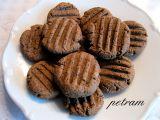 Sušenky z žaludové mouky s kokosem bez lepku, mléka a vajec ...