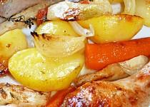 Křehká smetanová kuřecí mňamka recept