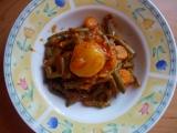 Fazolové lusky s bramborami recept