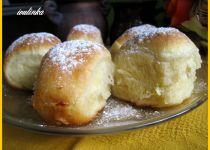 Linecký koláč s borůvkami a tvarohem recept