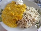 Kuřecí s mandarinkovou omáčkou recept