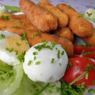 Smažené bramborové doutníky recept