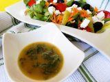 Mátovo  hořčicová zálivka na saláty recept