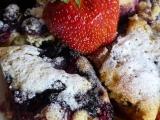 Bleskový kefírový koláč s ovocem recept