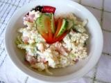 Salát z rýže recept
