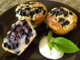 Variace na tvarohové muffiny recept