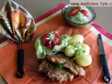 Rychlé kuřecí řízky s kořením gyros recept