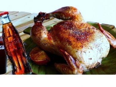 Kuře na coca-cole (pro milovníky coca  coly)