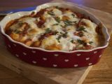 Zapečené kuřecí gnocchi recept