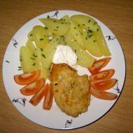 Pečené kuřecí řízky v těstíčku recept