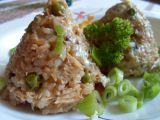 Lehké rizoto z krůtího masa a vývaru recept