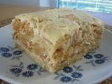 Jablkový koláč od Hely recept