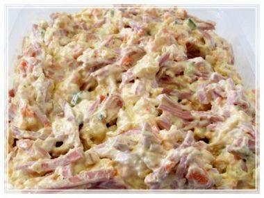 Recept Vlašský salát