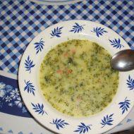 Jemná brokolicová polévka recept
