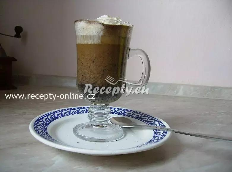Káva Cream Irish s koňakem recept  teplé nápoje