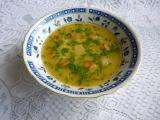 Česneková polévka se strouhankou a vejci recept