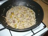 Pohanka s kuřecími játry recept
