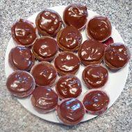 Božské čokoládové muffiny recept
