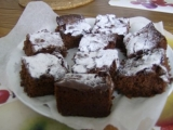 Marshmallow Brownie recept