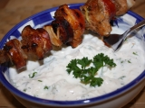 Česneková omáčka ke grilovanému masu recept