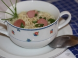 Vylepšená polévka recept
