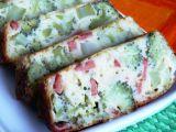 Brokolicový chlebík se sýrem recept