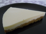 Lehoučký mandlový cheesecake recept