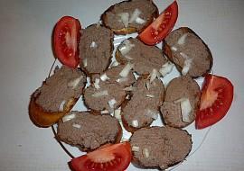 Crostini di fegato  tousty s játrovou pomazánkou recept ...