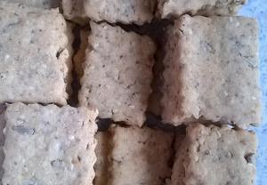 Vločmínkové sýrušenky (Vločkovo-semínkové sýrové sušenky ...