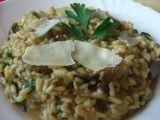 Hříbkové risotto (Risotto ai fungi porcini) recept