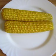 Vařená kukuřice recept