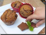 Čokoládové muffiny od Jiřinky recept