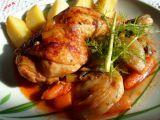 Kuřecí stehna na fenyklu recept