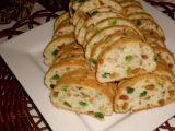 Bílkový chlebíček recept