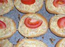 Trhaná palačinka se sýrem a slaninou recept